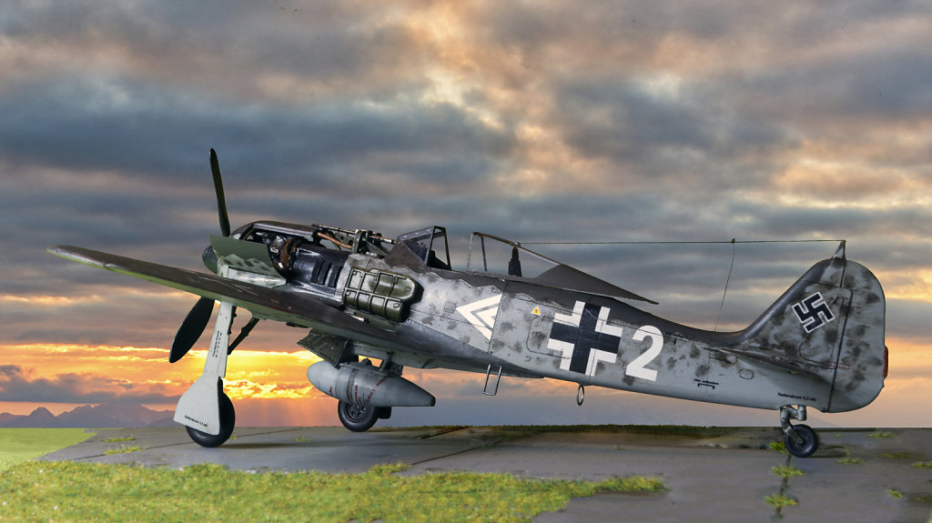 Galland Project - FW 190A-6