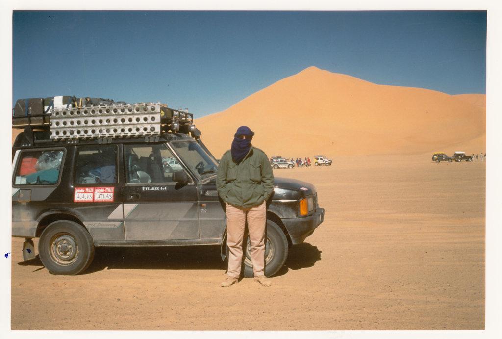 The biggest dune