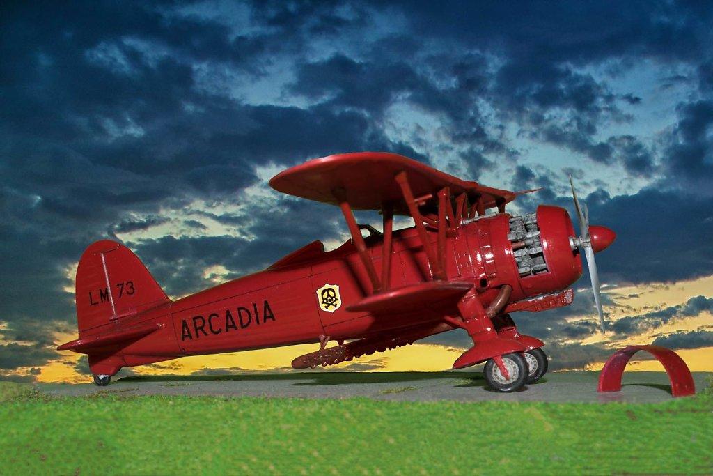 Arcadia Project - Phantom Harlock's CR42